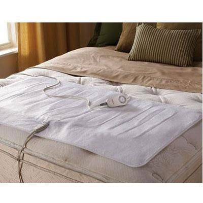 Comfy Toes Heated Foot Warming Mattress Pad - MSU1XTF-N000-51A00