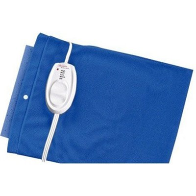 764-511 Health at Home Moist/Dry Heating Pad, King Size - OPEN BOX