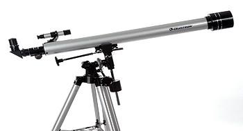 Powerseeker 60 EQ Telescope