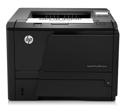 LaserJet Pro 400 M401dne Wireless Monochrome Printer (CF399A)