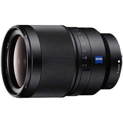 SEL35F14Z - Distagon T FE 35mm F1.4 ZA Full-frame E-mount Prime Lens