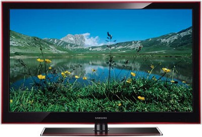 LN46A850 - 46` High-definition 1080p 120Hz LCD TV - OPEN BOX