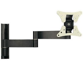 Universal Articulating Arm Mount for Flat Panel TVs 10` to 22` TVs