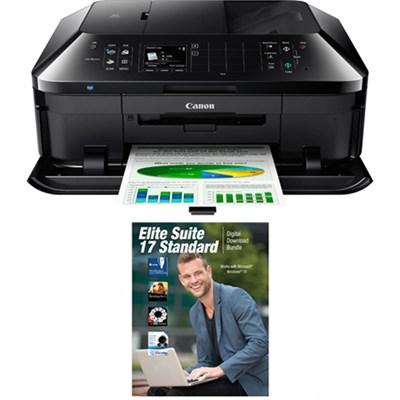 PIXMA MX922 Wireless Inkjet Office All-In-One Printer + Corel Suite