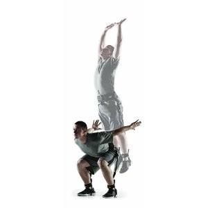 Hopz Vertical Jump Trainer - NEW TORN BOX