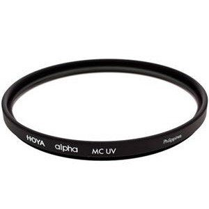 Alpha 55MM UV (Ultra Violet) Multi Coated Glass Filter