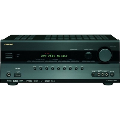 Home Theater Receiver (Black) - TX-SR607