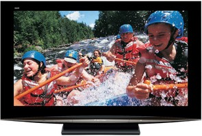 TH-46PZ800U - 46` High-definition 1080p  TV