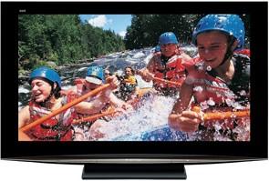 TH-46PZ800U - 46` High-definition 1080p  TV