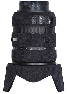 Lens Cover for the Nikon 18-200 VRII - Black