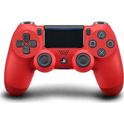 DualShock 4 Wireless Magma Red Controller for PlayStation 4 - 3001549