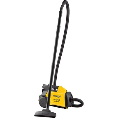 3670G Mighty Mite Canister Vacuum - Yellow & Black