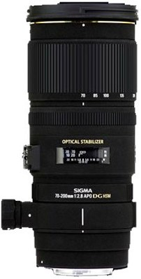 70-200mm f/2.8 APO EX DG HSM OS FLD Zoom Lens for Canon DSLR Camera - OPEN BOX