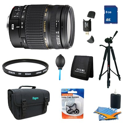 28-300mm f/3.5-6.3 XR DI VC Macro Lens Pro Kit for Nikon DSLR
