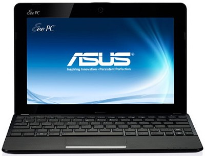 Eee PC R11CX-EU17-BK 10.1 LED W/Intel ATOM N2600 Dual Core-Matte Black-OPEN BOX