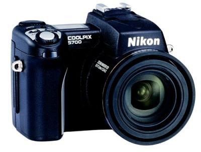 Coolpix 5700 Digital Camera