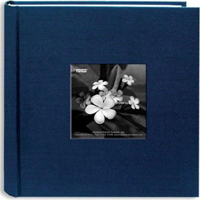 DA-200SKF Silk Fabric Cover w/ Frame 200 4x6` Photo Memo Album (Lagoon)