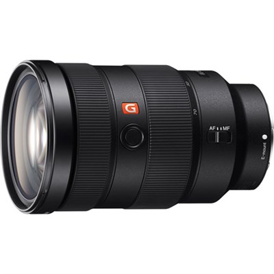 FE 24-70mm F2.8 GM Full Frame E-Mount Lens