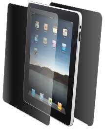 invisibleSHIELD for Apple iPad, Full Body