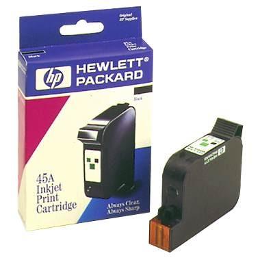#45 High Capacity Black Printer Cartridge