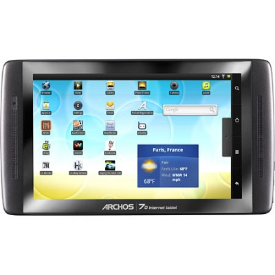 70 8 GB Internet Tablet with Android