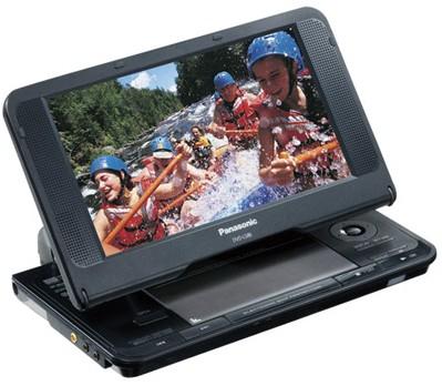 DVD-LS86 Portable DVD Player - OPEN BOX