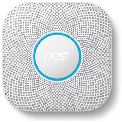 Protect 2nd Generation Smoke/Carbon Monoxide Alarm - Wired (S3003LWES)