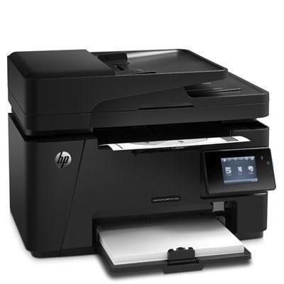 M127FW Wireless Monochrome Laserjet Printer with Scanner and Copier