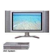 LC-30HV4U AQUOS 30` 16:9 LCD Panel TV