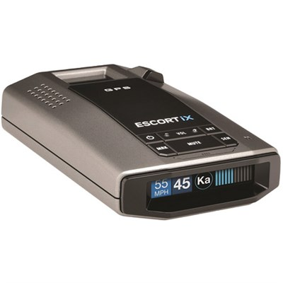 iX Long Range Radar Laser Detector With Oled Display