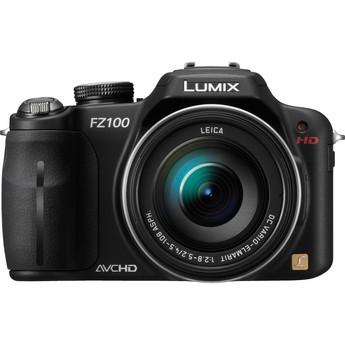 Lumix DMC-FZ100 Digital Camera