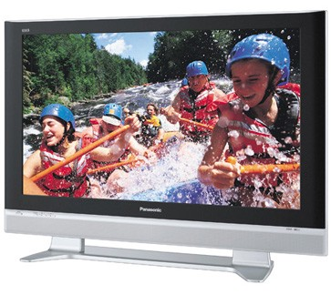 TH-42PX50U 42` Plasma TV w/ Built-In ATSC/QAM/NTSC Tuners and CableCard slot