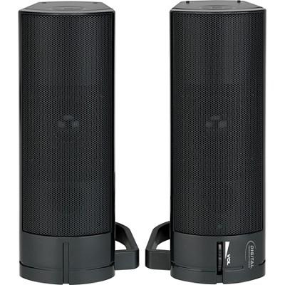 Accoustix 2.0 USB Speakers