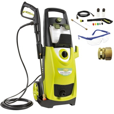 SPX3000 Pressure Joe 2030 PSI Electric Pressure Washer Deluxe Accessory Bundle
