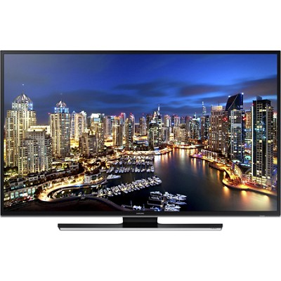 UN40HU6950 40-Inch 4K Ultra HD 240 CMR Smart LED TV - OPEN BOX