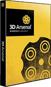 3D Arsenal - Content Only for Lightwave or VT(4) registered users  (Windows)