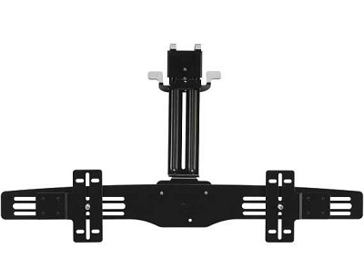 VMA202 - Soundbar Speaker mount for XF228, LF228, VLF220, VLF210, VMF220 mounts