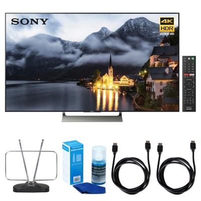 49-inch 4K HDR Ultra HD Smart LED TV (2017 Model) w/ TV Cut the Cord Bundle