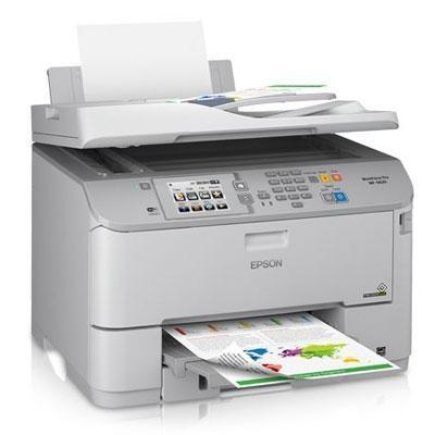 WorkForcePro 5620 WorkGroup Wireless Color Multifunction Printer - C11CD08201