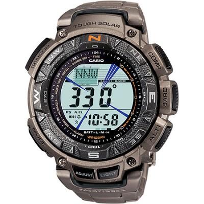 PAG240T-7 - Pathfinder Triple Sensor Multi-Function Titanium Watch - OPEN BOX