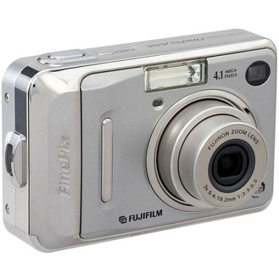 Finepix A400 Digital Camera