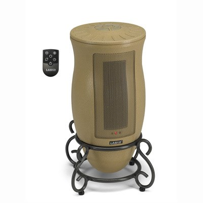 Designer Series Oscillating Ceramic Heater with Remote Control - 6435