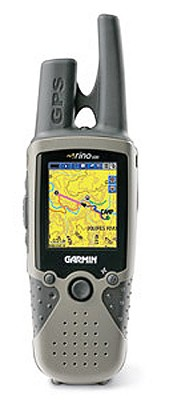 Rino 530HCx Two way radio w/ GPS Receiver