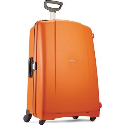F'Lite GT 31` Spinner Zipperless Suitcase (Orange)