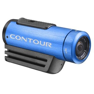 ROAM2 Waterproof Video Camera (Blue) 1801BU - OPEN BOX