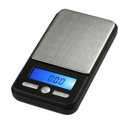 Compact Digital Pocket Scale - AC-100