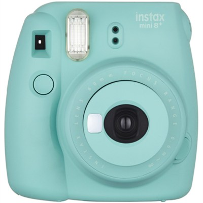 Instax 8 Color Instax Mini 8 Instant Camera - Mint (International Version)