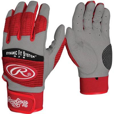 BGP950T Adult Workhorse 950 Series Batting Glove Scarlet Large