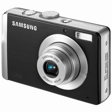 L201 10.2MP 2.7` LCD Digital Camera (Black)