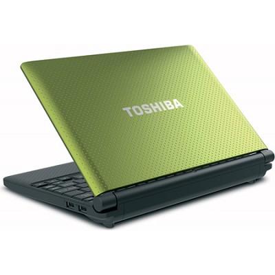 Mini 10.1` NB505-N508GN Netbook PC - Lime Green Intel Atom processor N455